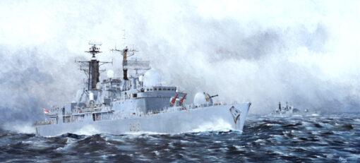 Type 42s. A Tribute - Derek Blois